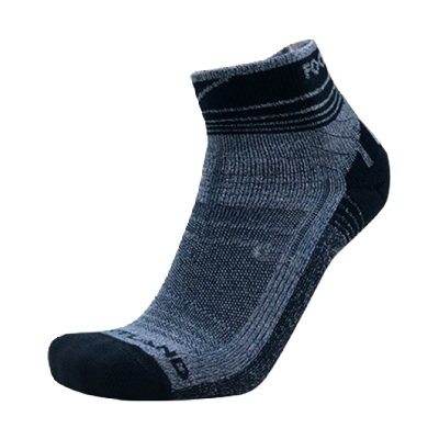 1/2 mountaineering wool socks