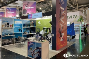 Thanks for stopping our booth at ISPO MUNICH 2020