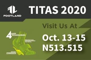 Taipei Innovative Textile Application Show,  TITAS 2020