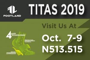 Taipei Innovative Textile Application Show, TITAS 2019