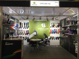 Thanks you for stopping by our booth at 2019 ISPO
