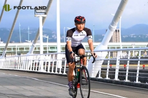 About FOOTLAND's cycling socks