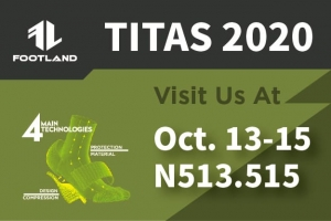 Taipei Innovative Textile Application Show,  TITAS 2020