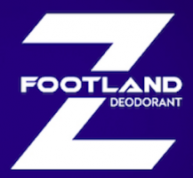 The deodorant technology from FOOTLAND.
