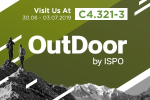 OUTDOOR BY ISPO MUNICH 2019