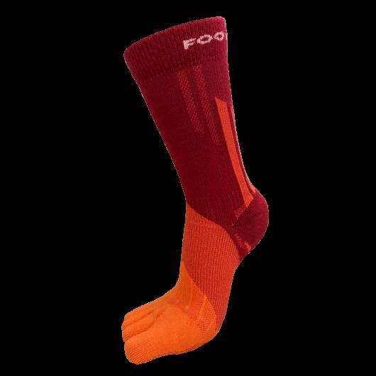 Compression Running Toe Socks